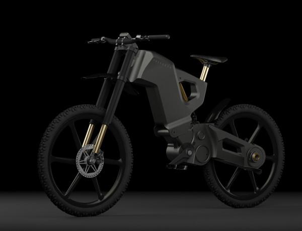 The 40mph Trefecta Drt E Bike Design Milk