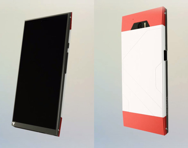 Turing Robotic Industries Liquid Metal Smartphones Would Complement Your Sneaker Collection