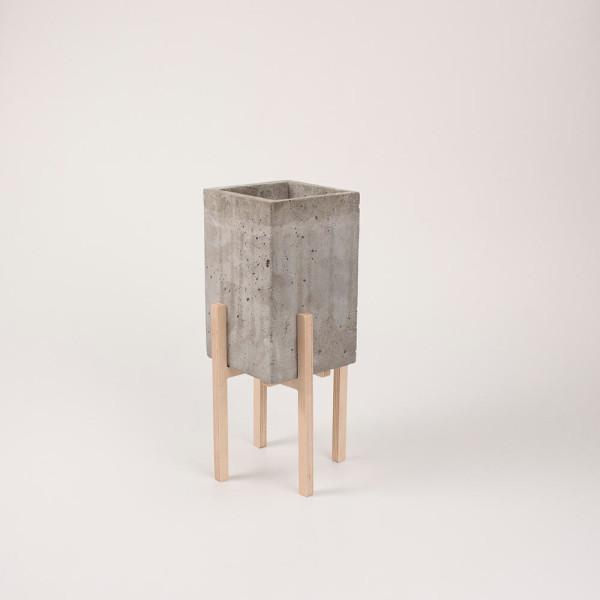 Vako_Concrescence_Concrete_Planter-10