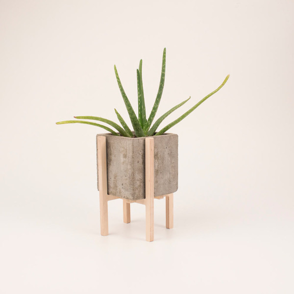 Vako_Concrescence_Concrete_Planter-5