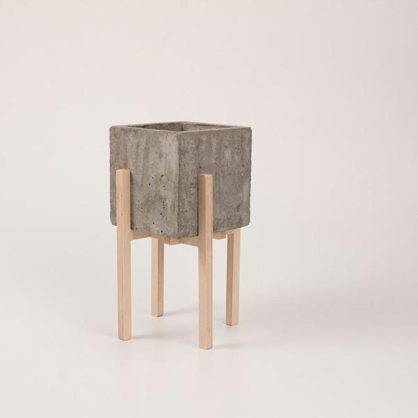 Vako_Concrescence_Concrete_Planter-8
