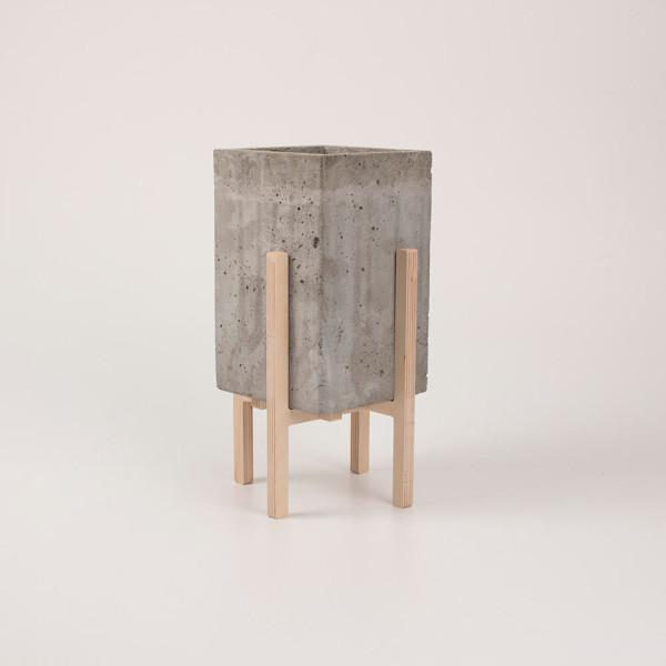 Vako_Concrescence_Concrete_Planter-9