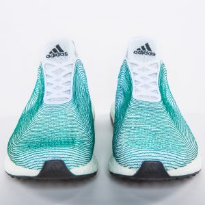 The World's First Shoe Upper Made of Ocean Waste