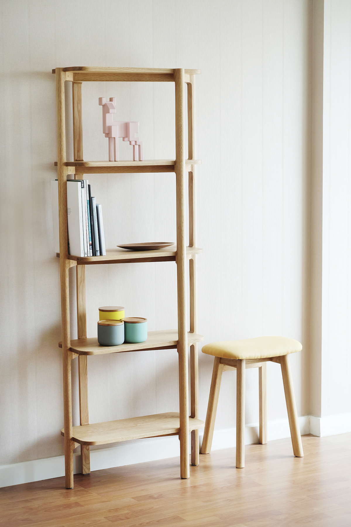 BIDD Shelf by Kittipoom Songsiri