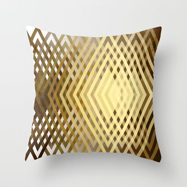 Artist-Designed Outdoor Pillows from Society6