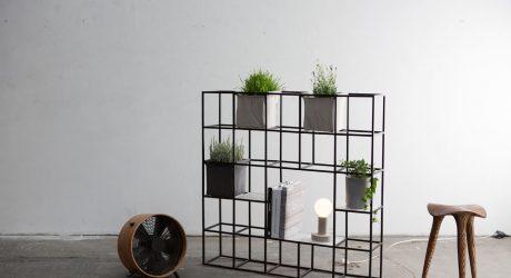 iPot Modular Planting System by Supercake Design Studio