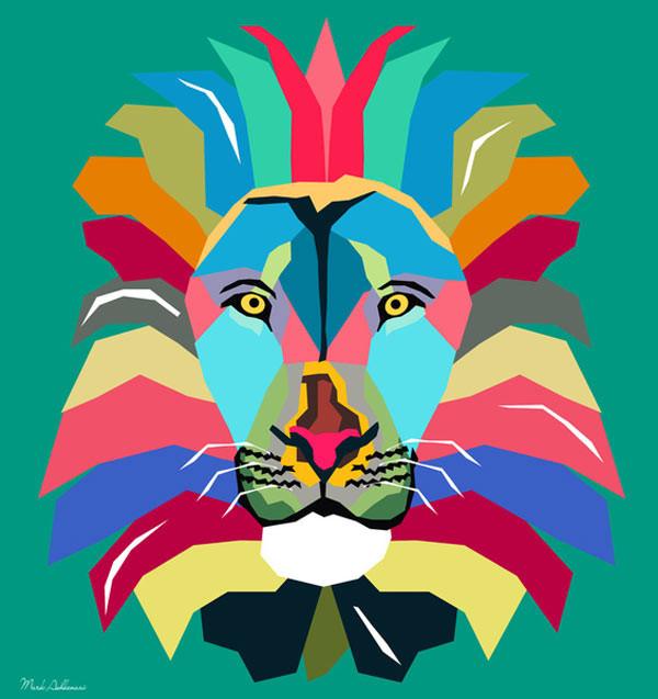 Lion Pride on Society6