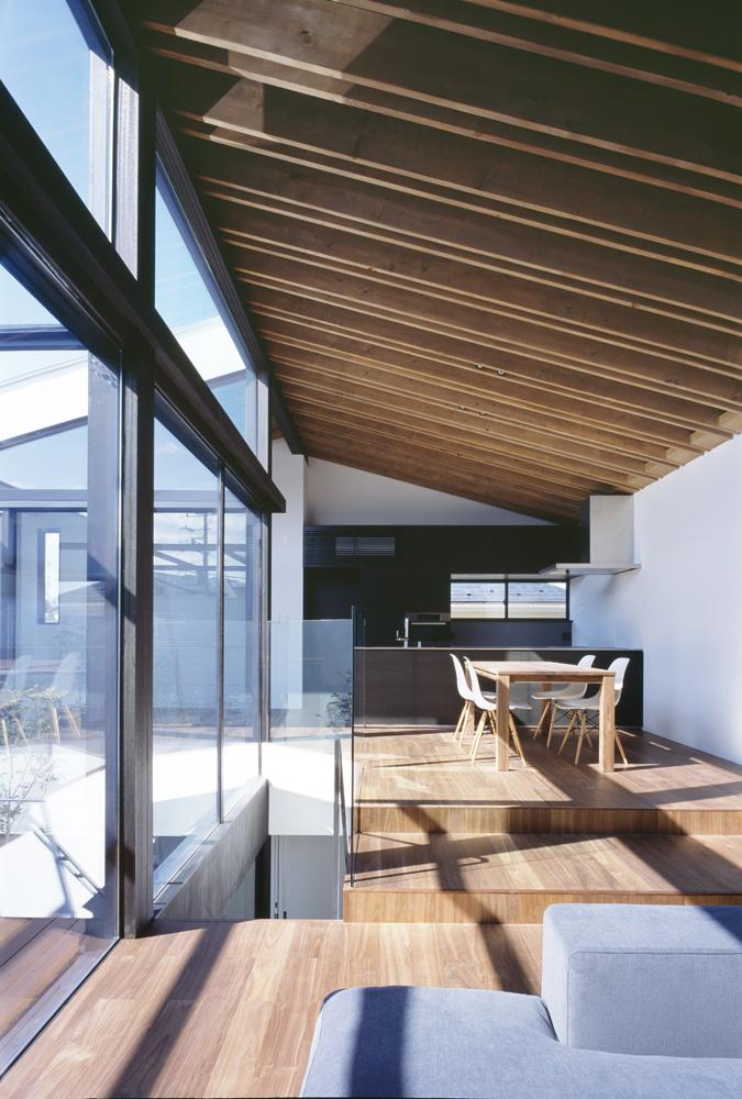 Patio by APOLLO Architects & Associates
