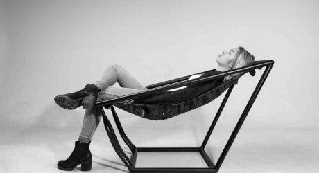 """reTIRE"" Chair by Matthias Kirchner"