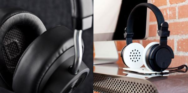 Headphone Stand Designs : Roundup wireless headphones stands design milk
