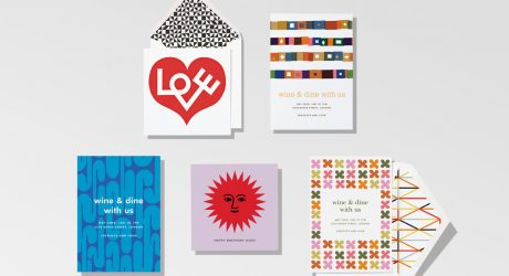 Alexander Girard for Paperless Post