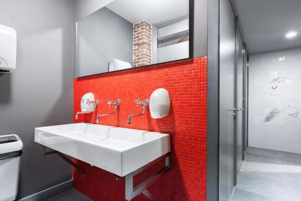 Shared Bath by Daan Brandenburg