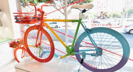 Bikes: The New Art Canvas