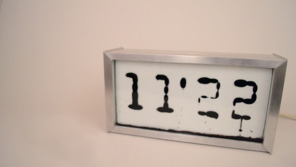 Ferroloc-clock