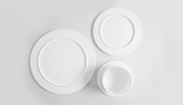 Finell-Matte-Porcelain-Line-4 & Finell Launches a Porcelain Dinnerware Collection - Design Milk