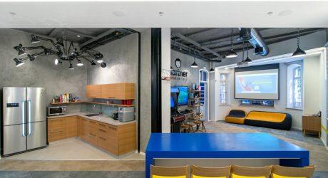 Gartner Innovation Center in Tel Aviv