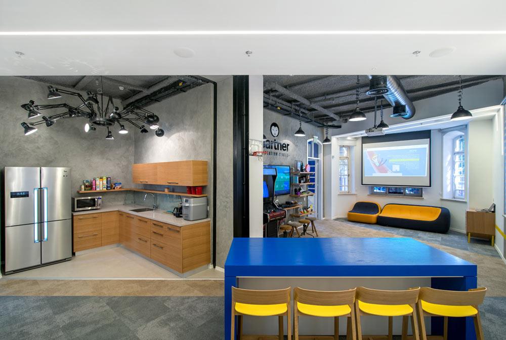 Gartner innovation center in tel aviv design milk for Office design for innovation