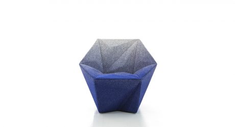 Gemma by Daniel Libeskind for Moroso