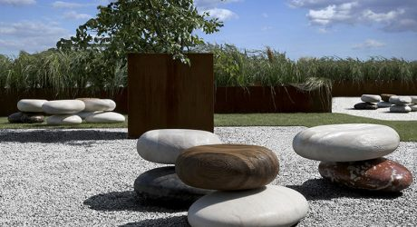 Nature-Inspired Outdoor Seating by Kreoo