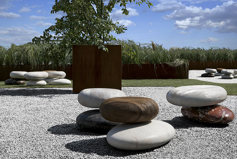 Nature Inspired Outdoor Seating By Kreoo ...
