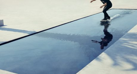 The Lexus Hoverboard Is Real…and Looks Very Difficult to Ride