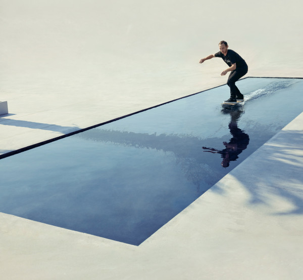Snow / Skate / Surf - Magazine cover