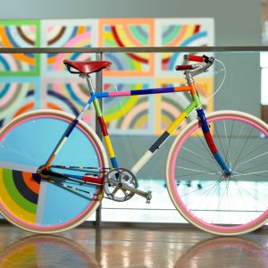 When Art Meets Transport: Stylish Bikes Inspired by Works of Art