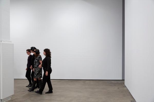 "Marina Abramovic's ""Generator"" at Sean Kelly Gallery"