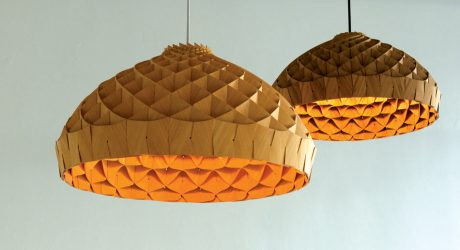 Nest Pendant by Copper ID