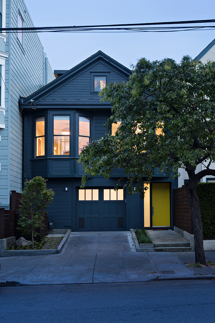 Noe Valley Residence by Bach Architecture