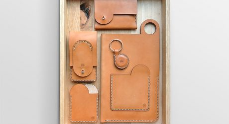 One-of-a-Kind, Handmade Leather Accessories