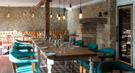 An Old World Inn in Cotswolds Gets a Modern Renovation