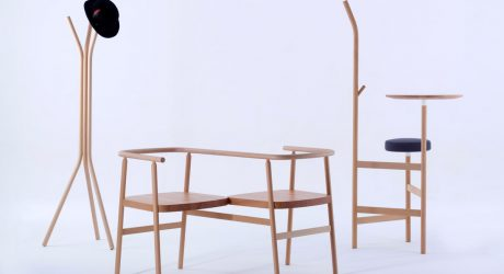 A New Collection of Office Furniture Focused on Community