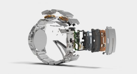 Sony Wena Wrist Smartwatch Hides the Tech Inside Wristband