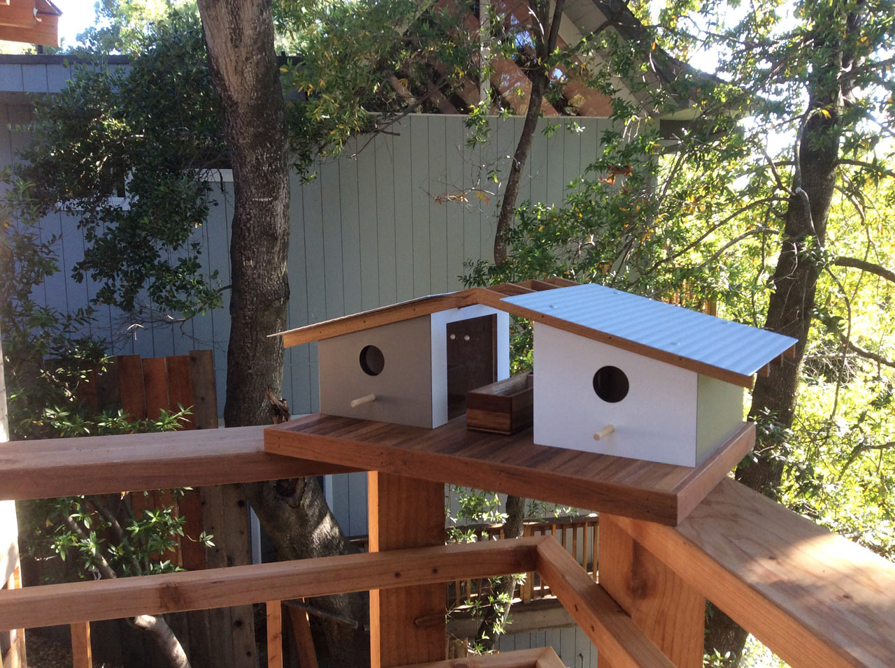 birdhouses that are cooler than your own house - design milk