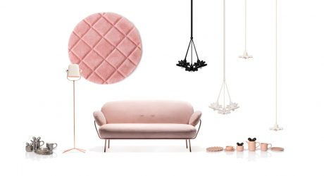 Elevated Everyday Furnishings Designed to Sparkle