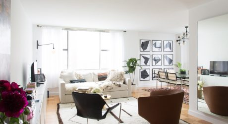 A Homepolish Designer Designs Her Own NYC Abode