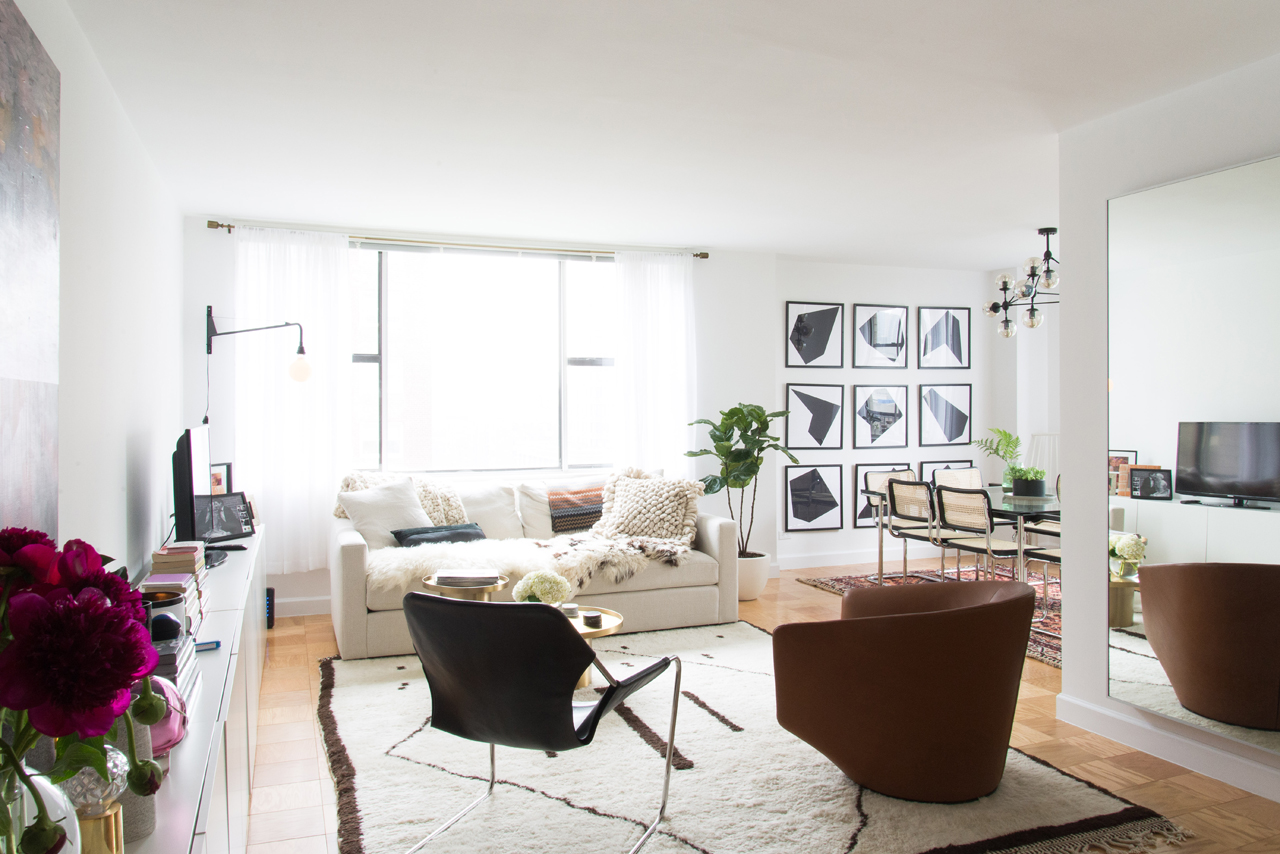 A Homepolish Designer Designs Her Own NYC Abode