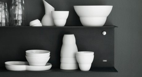 Vipp Adds A Ceramics Collection to Their Expanding Brand
