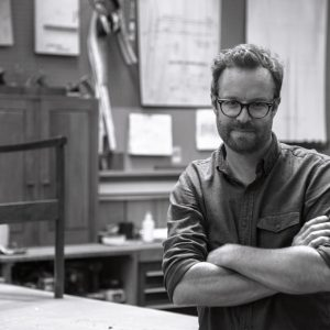 Where I Work: Adam Rogers of Thos. Moser