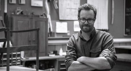 Where I Work: Adam Rogers of Thos. Moser