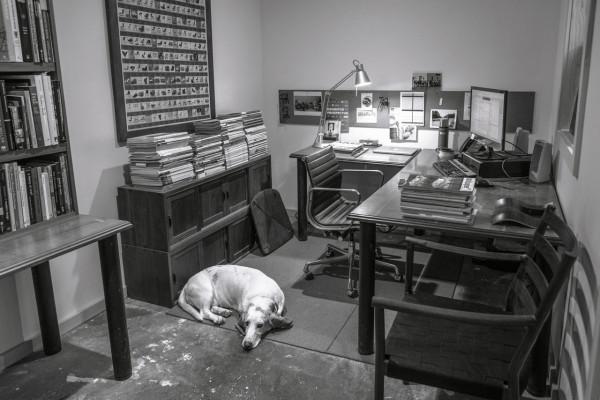 Where-I-Work-Adam-Rogers-Thos-Moser-1-desk
