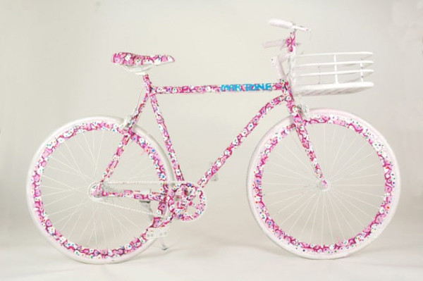 Zachary Crane Art Bike