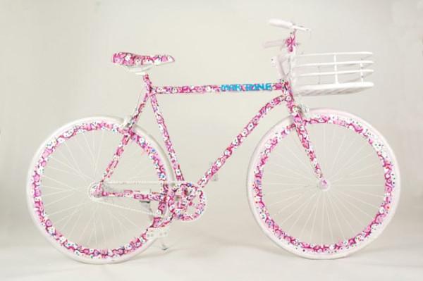 Zachary Crane Art Bike
