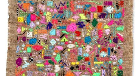 Textile Art by Elizabeth Pawle