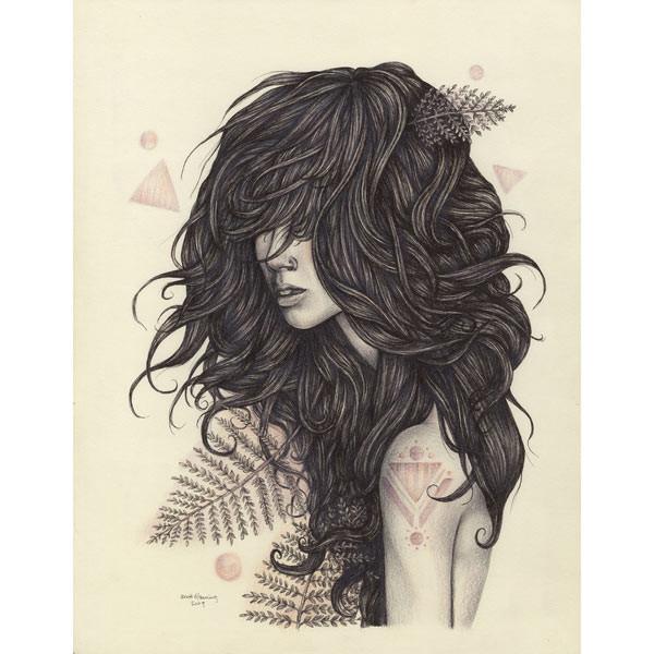 fern-art-print