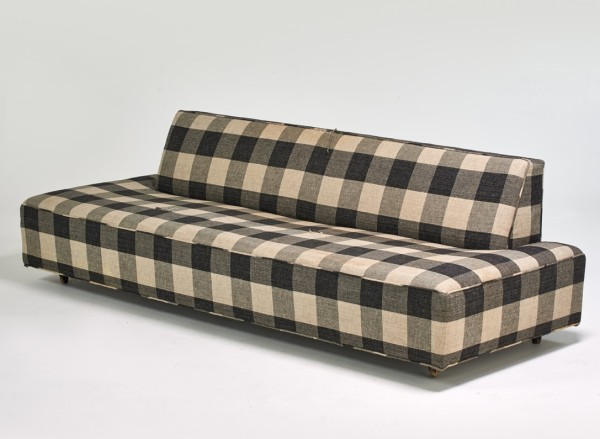 Harvey Probber sofa, estimate $300-$500 (August 29, 2015 Rago Arts auction)