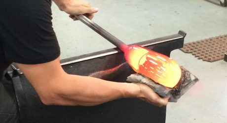 A Visit to Hennepin Made's Glassblowing Studio