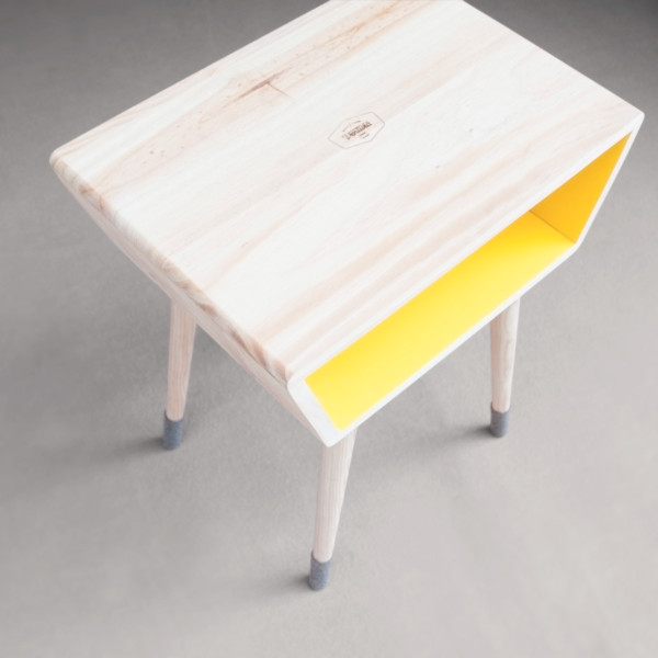 Handcrafted Sustainable Wood Furniture - Design Milk