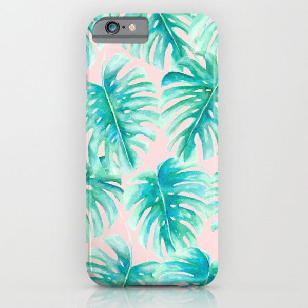plants-iphone-smartphone-case